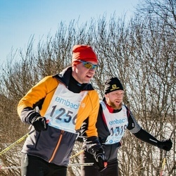46. Tartu Maraton - Indrek Sang (1256), Gian Andrea Hartmann (1319)