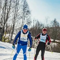 46. Tartu Maraton - Vyacheslav Mikhaylov (1742), Jaanus Pulles (4062)