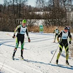 46. Tartu Maraton - Tamo Toodo (1338), Kert Kruusimägi (1542)