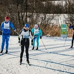 46. Tartu Maraton - Katrin Sipelgas (1349)