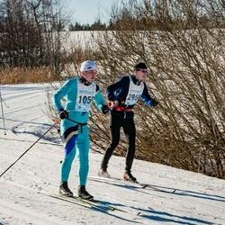 46. Tartu Maraton - Randel Plaas (1059), Rauno Otsasoo (2958)