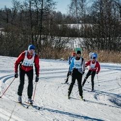 46. Tartu Maraton - Ülar Lehiste (1126), Kristo Valtin (1764)