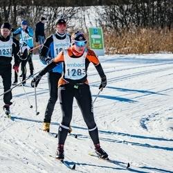 46. Tartu Maraton - Katrin Lang (1283)