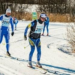 46. Tartu Maraton - Luca De Zorzi (2153), Pietra John Francis Della (2290)