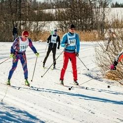 46. Tartu Maraton - Endel Karp (941), Yonel Maniora (1525)