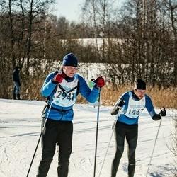46. Tartu Maraton - Indrek Reitsak (1437), Raul Lepasild (2947)