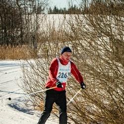 46. Tartu Maraton - Kalev Õisnurm (2263)