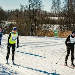 46. Tartu Maraton - Marion Tibar (2133), Arnold Sanglepp (3143)