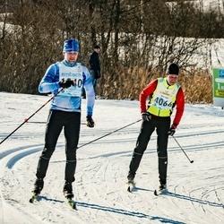 46. Tartu Maraton - Janno Sammul (1040), Mait Kõiv (4066)