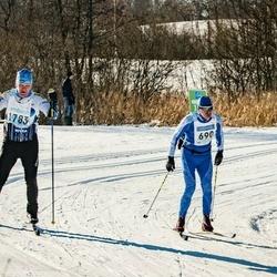 46. Tartu Maraton - Andrey Roop (690), Alar Sillamaa (1783)