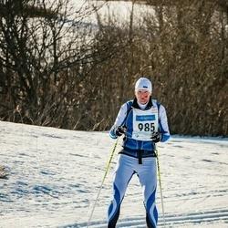 46. Tartu Maraton - Sven Tamsalu (985)