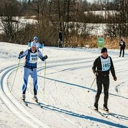 46. Tartu Maraton - Sven Tamsalu (985), Marko Rundu (1492)
