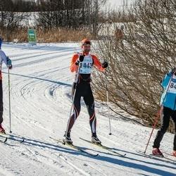 46. Tartu Maraton - Kristjan Värton (1443), Lauri Liblik (1861)
