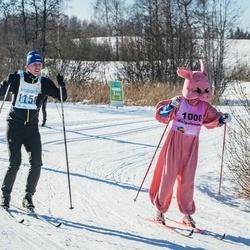 46. Tartu Maraton - Sulev Kraam (1000), Kristjan Kuusik (1158)