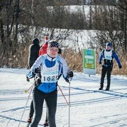 46. Tartu Maraton - Kristiina Laht (1629)