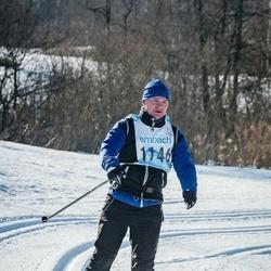 46. Tartu Maraton - Mati Sarikov (1146)