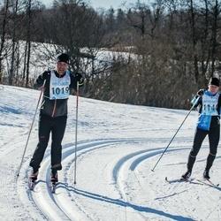 46. Tartu Maraton - Janar Saviir (1019), Janek Paloveer (1140)