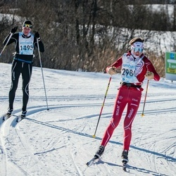 46. Tartu Maraton - Eero Pärm (1495), Jakob Kulbin (2980)
