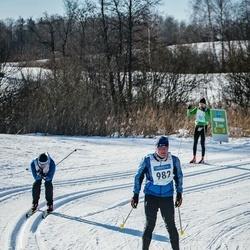 46. Tartu Maraton - Heigo Otsa (982)