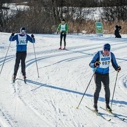 46. Tartu Maraton - Heigo Otsa (982), Andro Tamm (2353)