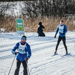 46. Tartu Maraton - Rauno Käige (1676)