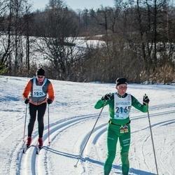 46. Tartu Maraton - Gunnar Hedlund (2165)