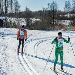 46. Tartu Maraton - Margus Alttoa (1221), Gunnar Hedlund (2165)