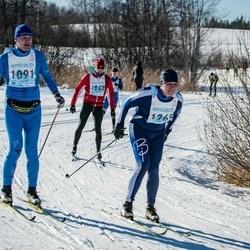46. Tartu Maraton - Mairo Kaseväli (1091), Veikko Tamlak (1265)