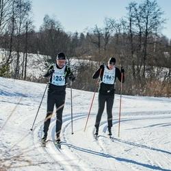 46. Tartu Maraton - Veiko Mataloja (1237), Alar Maasik (1461)