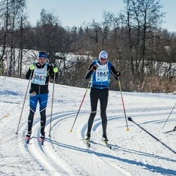 46. Tartu Maraton - Tarmo Kari (1044), Jaak Ermits (3082)