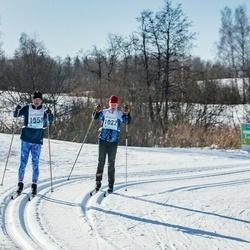 46. Tartu Maraton - Tõnu Elismäe (1022), Urmas Reidla (1558)