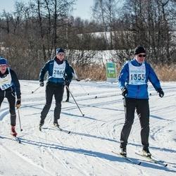 46. Tartu Maraton - Jüri Ellen (1355), Raul Juur (2444)