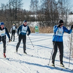 46. Tartu Maraton - Jüri Ellen (1355), Raul Juur (2444), Nikolai Taivere (4131)