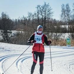 46. Tartu Maraton - Margo Pärn (1701)