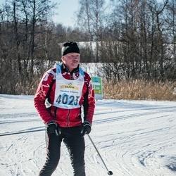 46. Tartu Maraton - Toomas Valgma (4023)