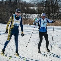 46. Tartu Maraton - Peep Nurm (1372), Hans Järvela (4038)