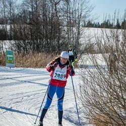 46. Tartu Maraton - Cristina Paluselli (2489)