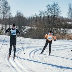 46. Tartu Maraton - Urmo Viickberg (1010), Janek Lepik (1530)