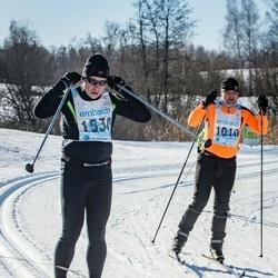 46. Tartu Maraton - Janek Lepik (1530)