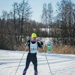 46. Tartu Maraton - Fredrik Hoel (2414)