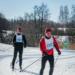 46. Tartu Maraton - Karlis Spolitis (1636), Kristjan Lindenberg (3287)