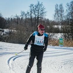 46. Tartu Maraton - Karlis Spolitis (1636)