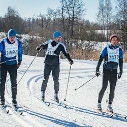 46. Tartu Maraton - Meelis Kleinson (1696), Ivar Kurvits (2470)