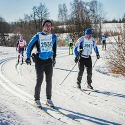 46. Tartu Maraton - Arno Peever (2530), Veiko Sander (3091)