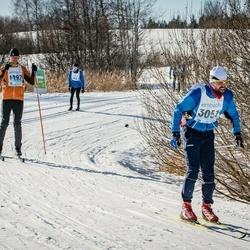 46. Tartu Maraton - Kristjan Kongo (1197), Eero Heinmets (3051)