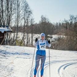 46. Tartu Maraton - Maarika Suursu (992)
