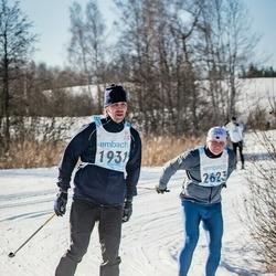 46. Tartu Maraton - Taivo Huik (1931), Sergei Khodaev (2623)