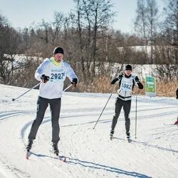 46. Tartu Maraton - Karel Kõiv (2927), Margus Must (3322)