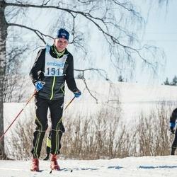 46. Tartu Maraton - Kaupo Koplus (1517)