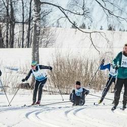 46. Tartu Maraton - Roland Lemendik (1032), Max Robinson (2624)